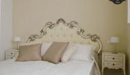 Lussuosa camera da letto nel centro storico di Siena