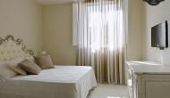 Camera da letto con magnifico panorama